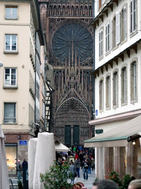 Strasbourgs La Cathédrale Notre-Dame (Münster) | Bild: Andreas Bubrowski