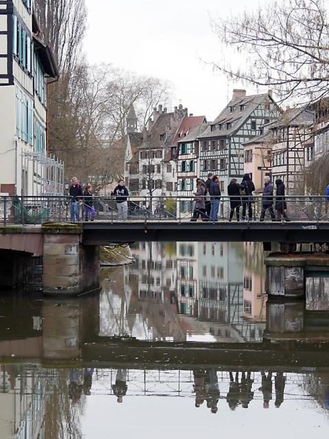 Krutenau, das Ausgehviertel Strasbourgs| Bild: Andreas Bubrowski