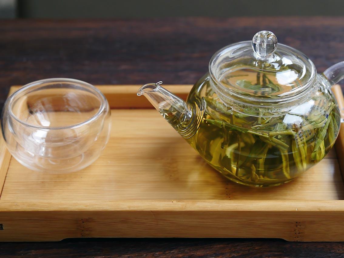 Grüner Tee | Bild: Andreas Bubrowski