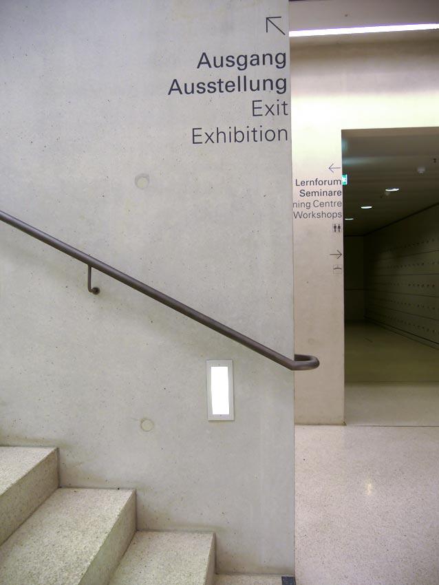 NS-Dokumentationszentrum München | Bild: Andreas Bubrowski