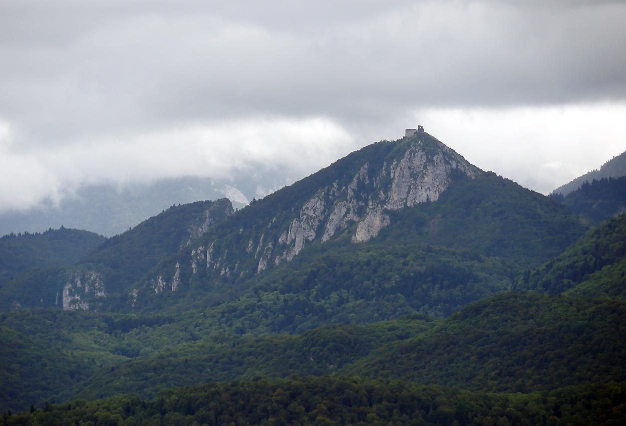 Montségur (franz.), Montsegur (okzit.), sicherer Berg | Bild: Andreas Bubrowski