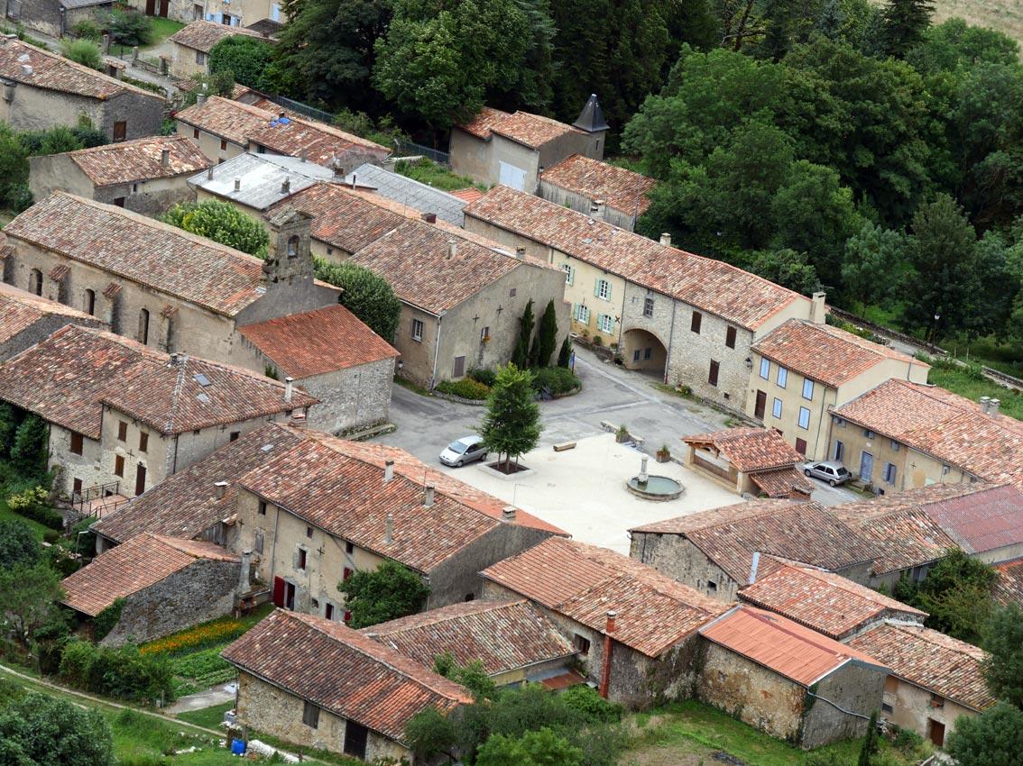 Roquefixade, in Sichtweite von Montségur | Bild: Andreas Bubrowski