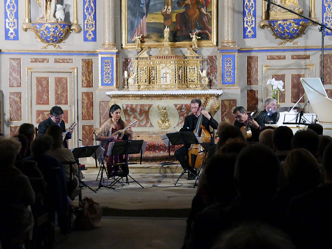 Ensemble ARTEMANDOLINE | Bild: Andreas Bubrowski