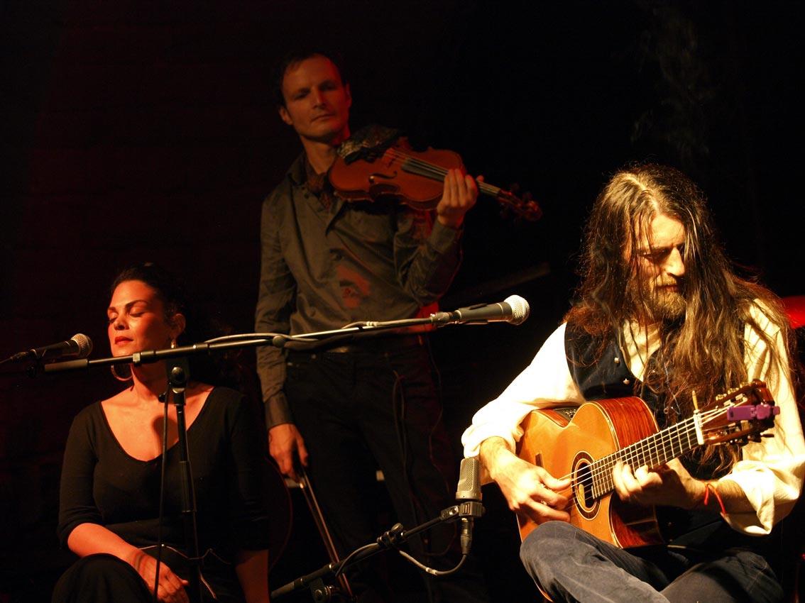 LIAT ZION & Dimitriy & Estás   Bild: Andreas Bubrowski