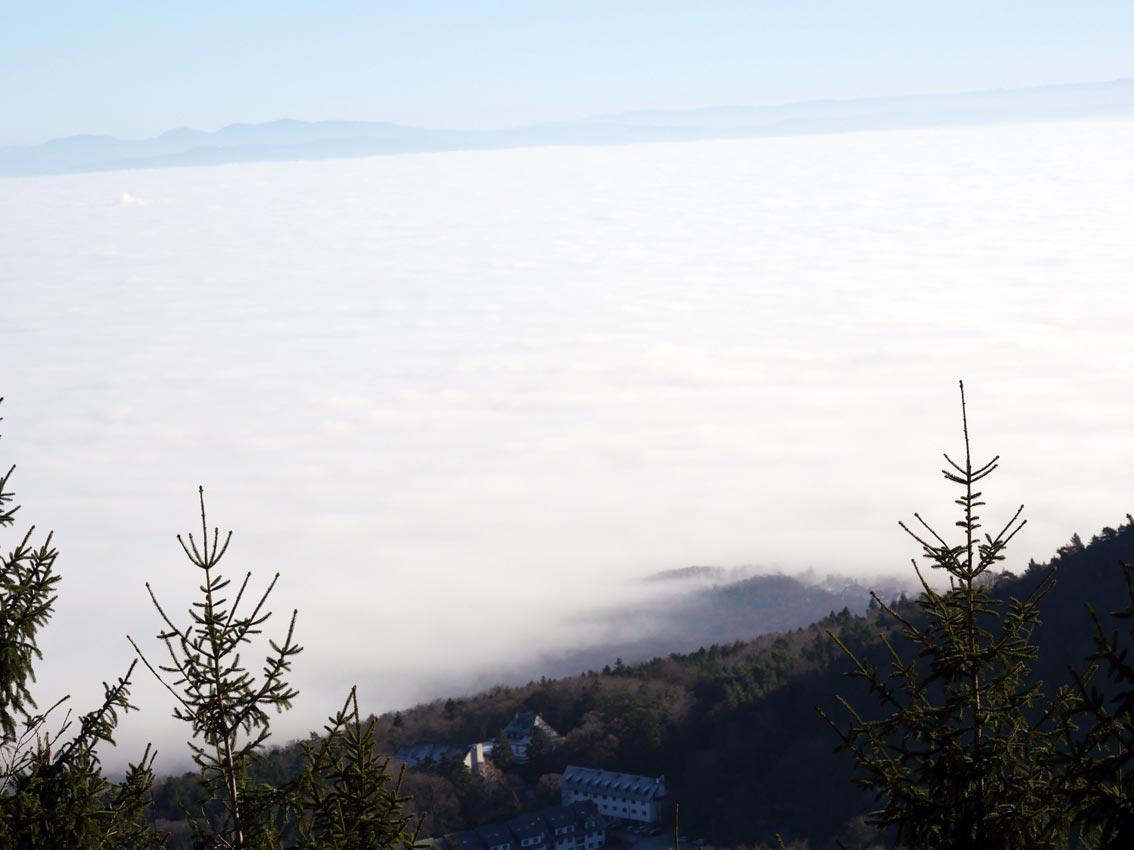 Über den Wolken | Foto: Andreas Bubrowski