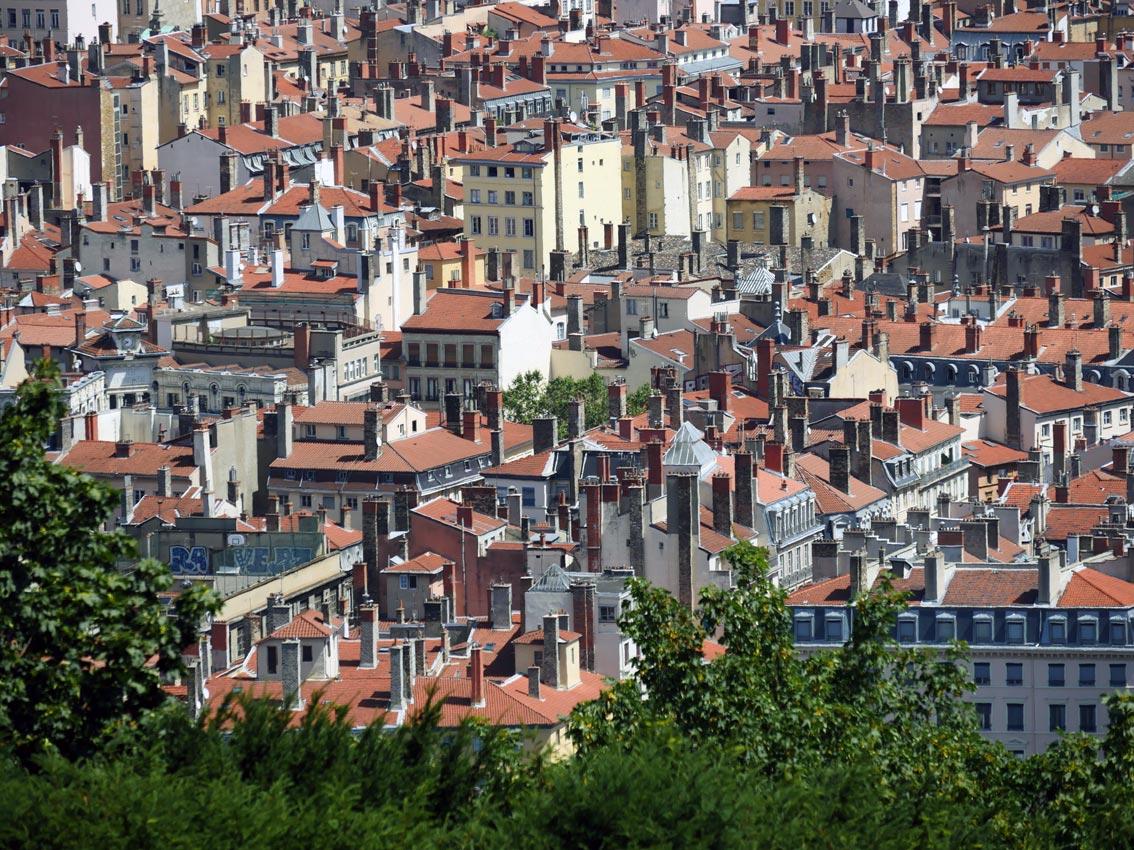 Altstadt von Lyon | Andreas Bubrowski